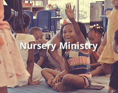 nursery minitry