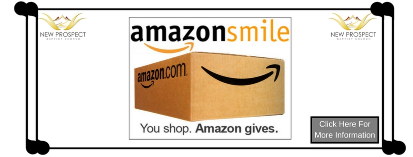 Amazon Smile flyer
