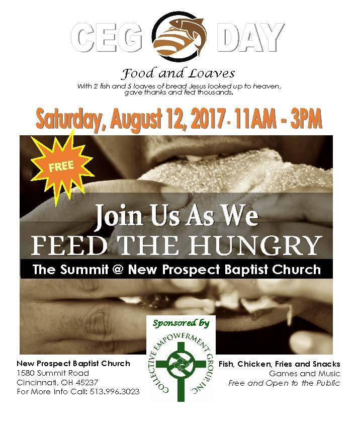 CEG DAY Feed the Hungry