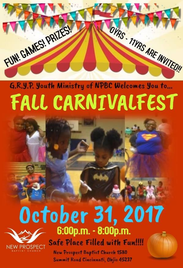 Fall Carnivalfest