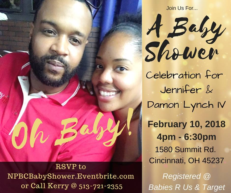 Baby Shower 2-10-2018